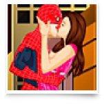 Поцелуй Человека паука