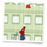Человек паук в городских джунглях