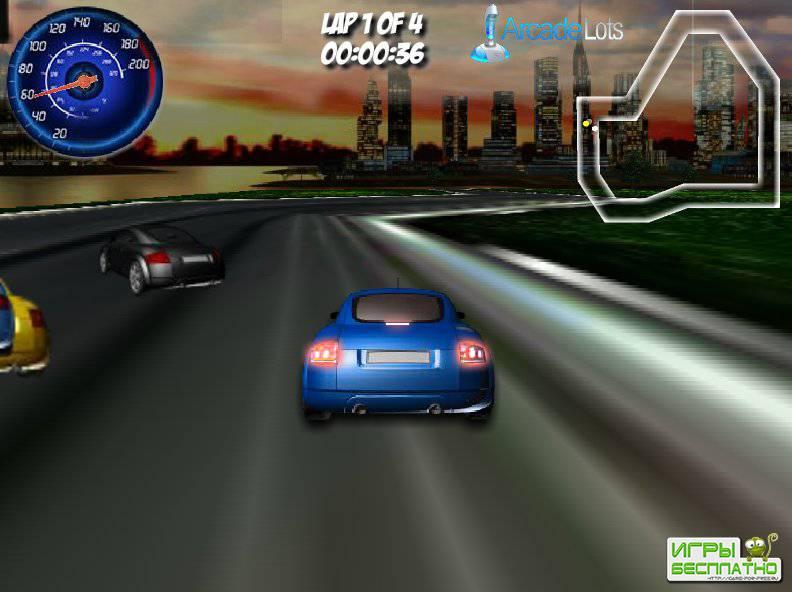 игры 3д водитель