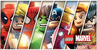 Трейлер LEGO Marvel Super Heroes