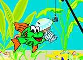 Забавная рыбалка