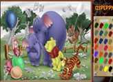 Винни и слоники