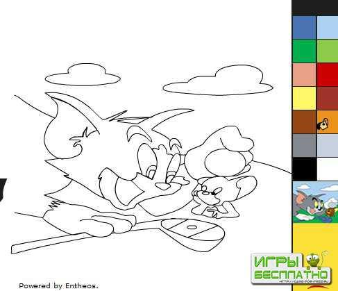 Флеш игры для детей игры пазлы раскраски