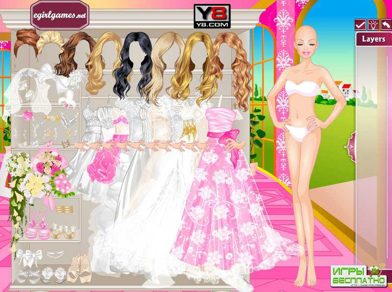 Play Wedding Games Online For Free