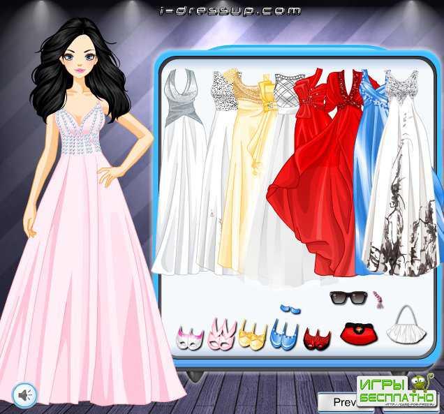 Игры для девочек шить одежду для барби