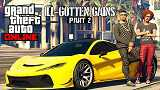 Встретим GTA Online - Ill-Gotten Gains: Part Two