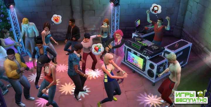 ����� �� ��������� �������� � The Sims 4 ����� �����