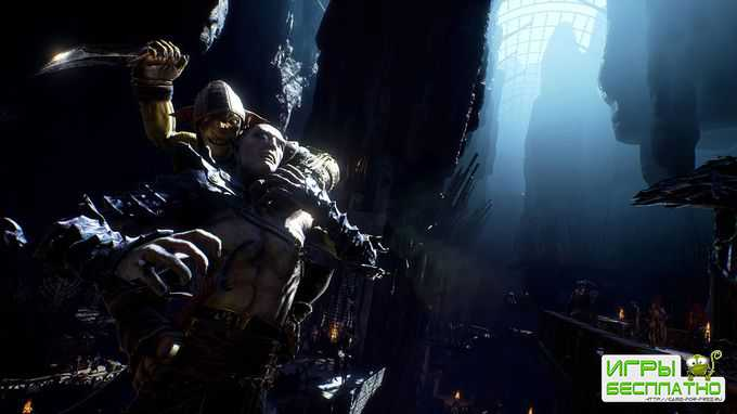Анонс Styx: Shards of Darkness на Unreal Engine 4, релиз в 2016