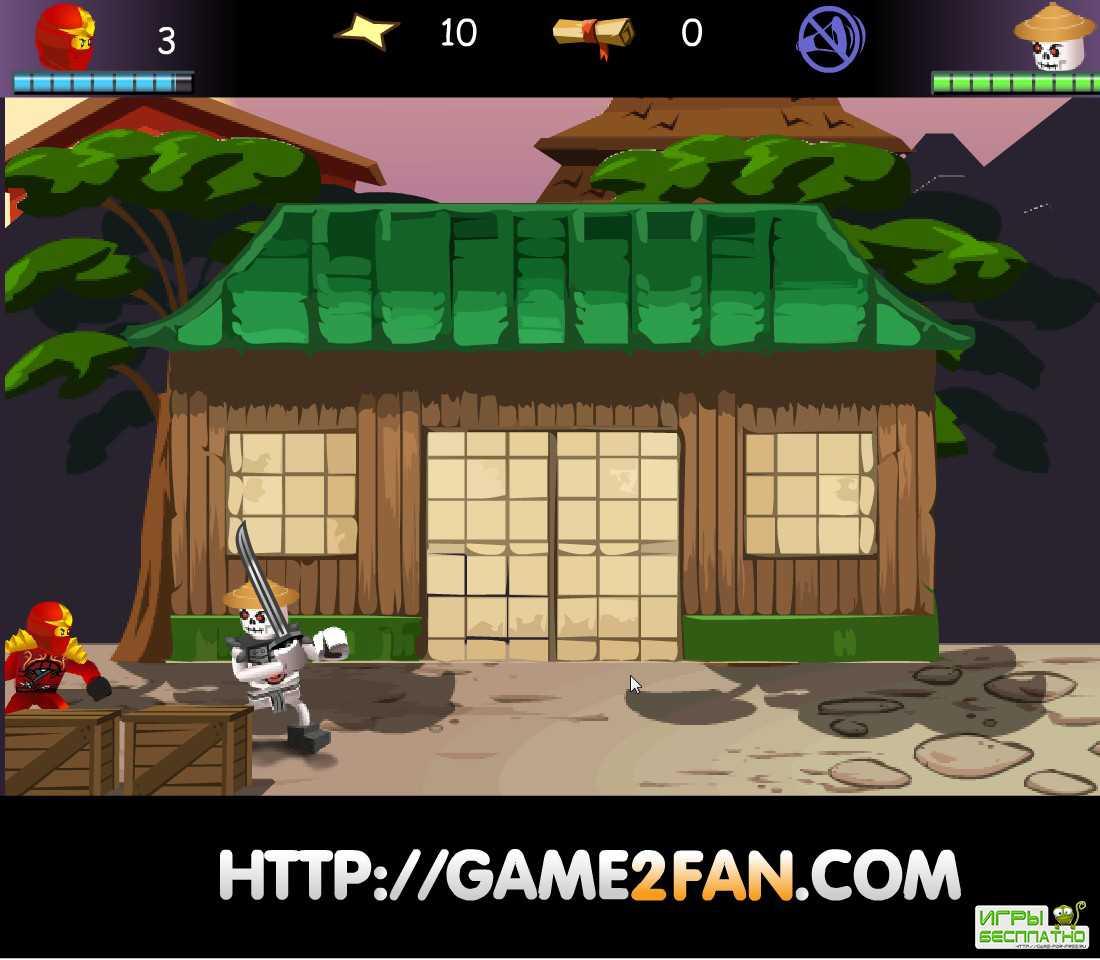 игра самураи 2015