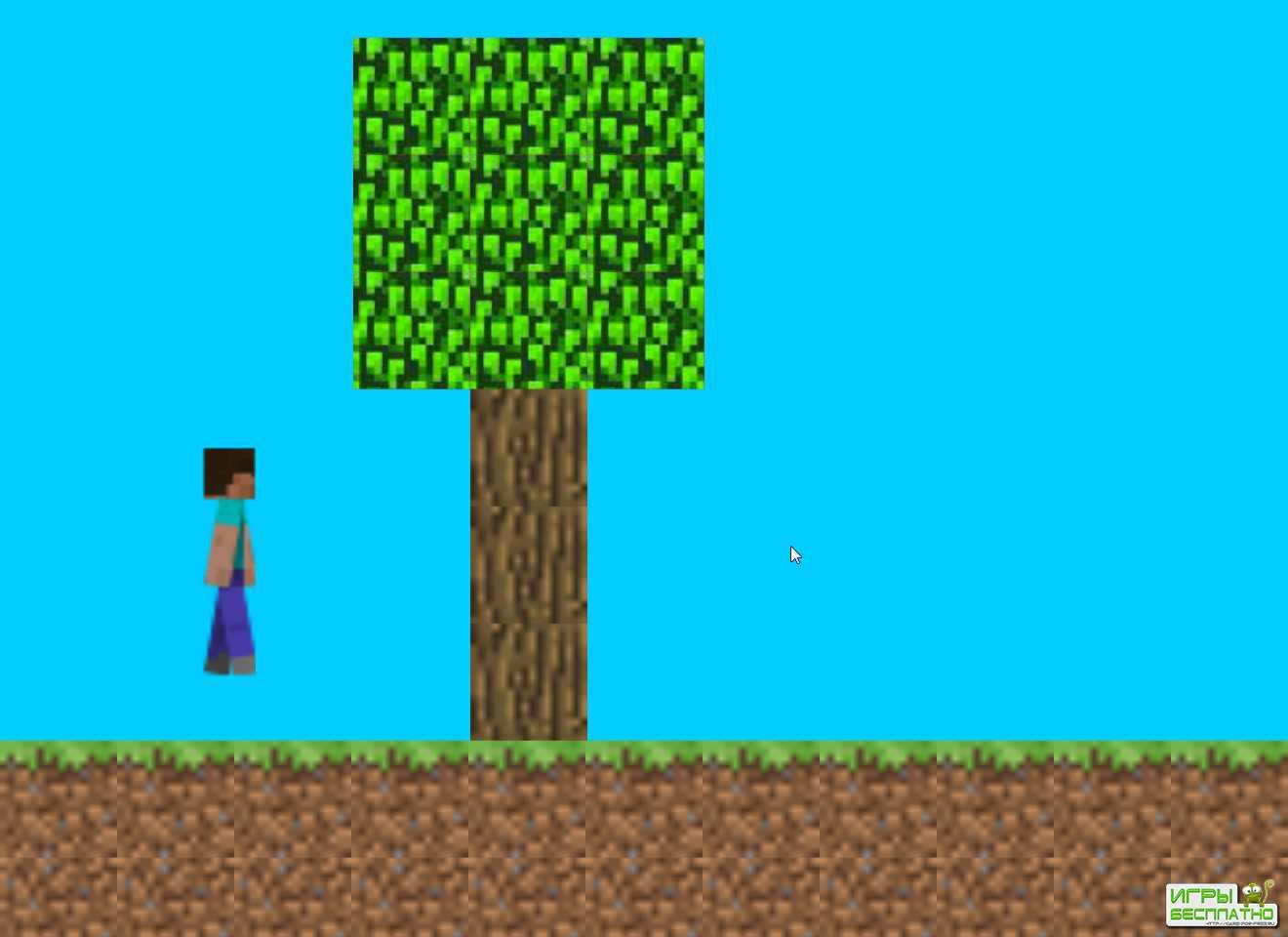 Игры для мальчиков Майнкрафт