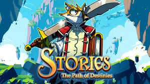 Геймплей Stories: The Path of Destinies