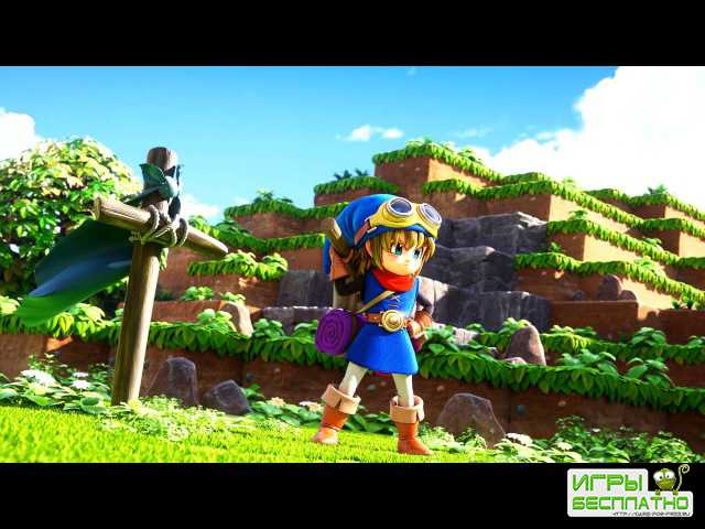 Dragon Quest Builders | Announce trailer