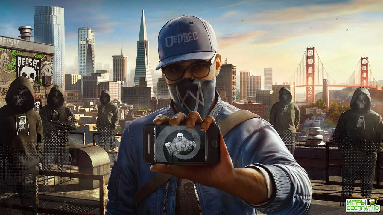 �������� ������� Watch Dogs 2