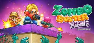 Геймплей Zombo Buster Rising Remastered