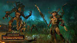 18 минут геймплея Realm of The Wood Elves DLC для Total War: Warhammer