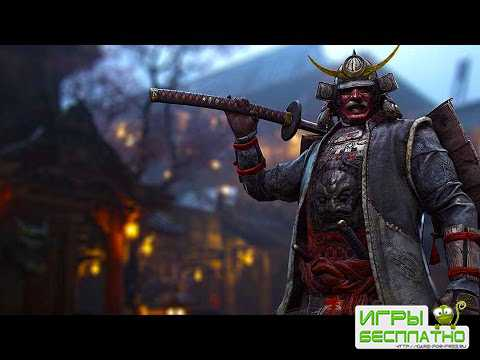 For Honor - Samurai Kensei: Full Match Gameplay