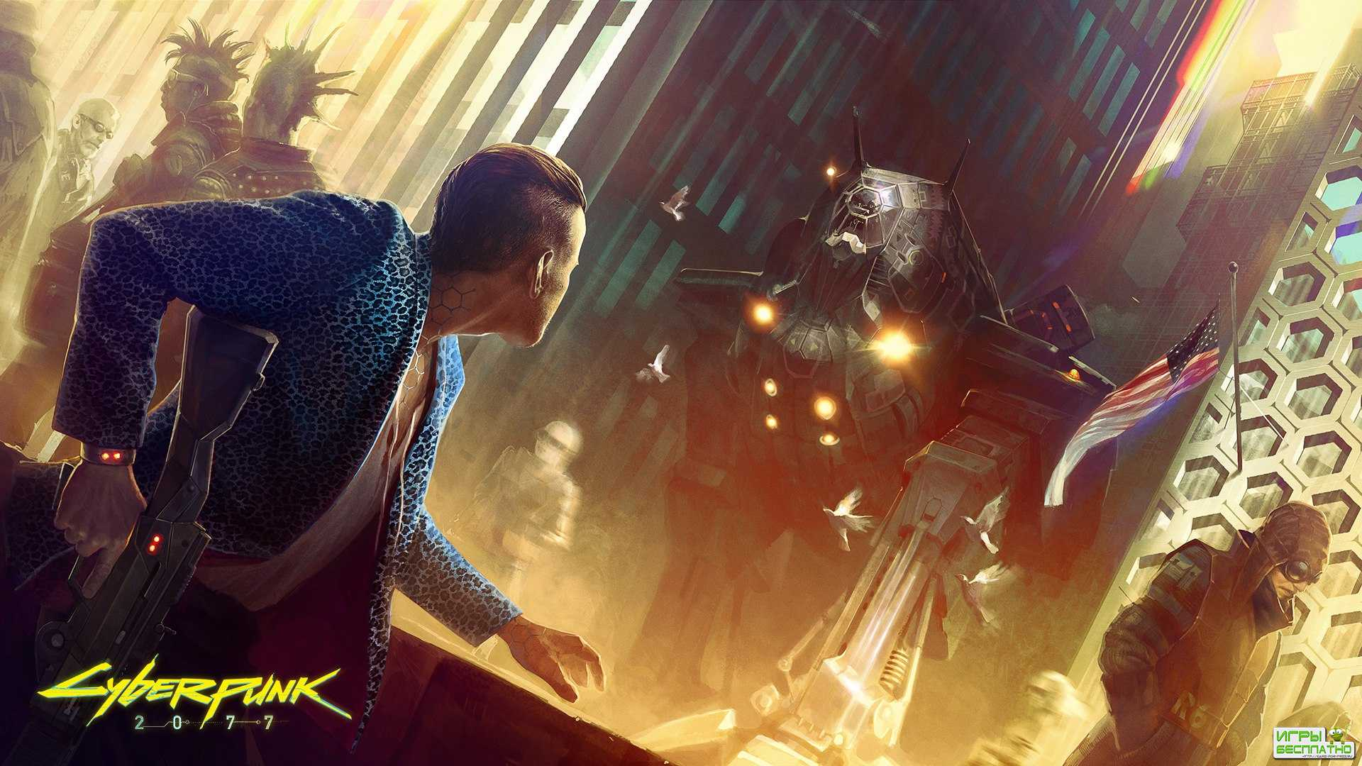 Разработка Cyberpunk 2077 была перезапущена после релиза The Witcher 3: Blo ...