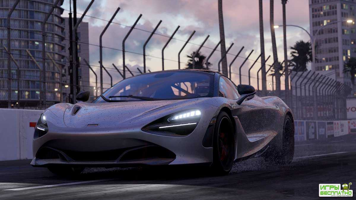 Project CARS 2 - McLaren Gameplay Trailer