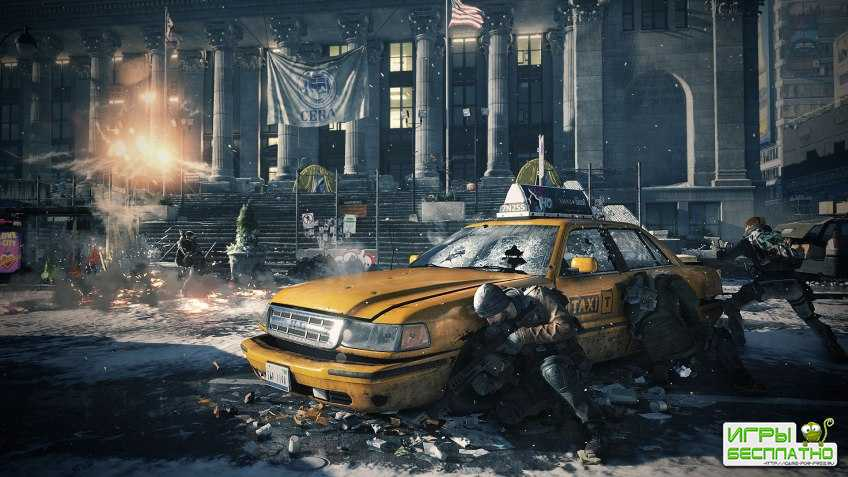 Tom Clancy's The Division ждет новая эпидемия