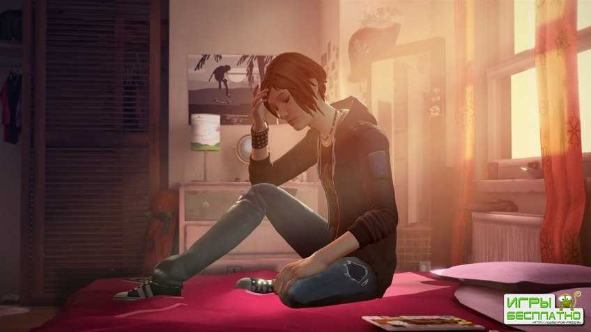 Life is Strange: Before the Storm и Хлоя