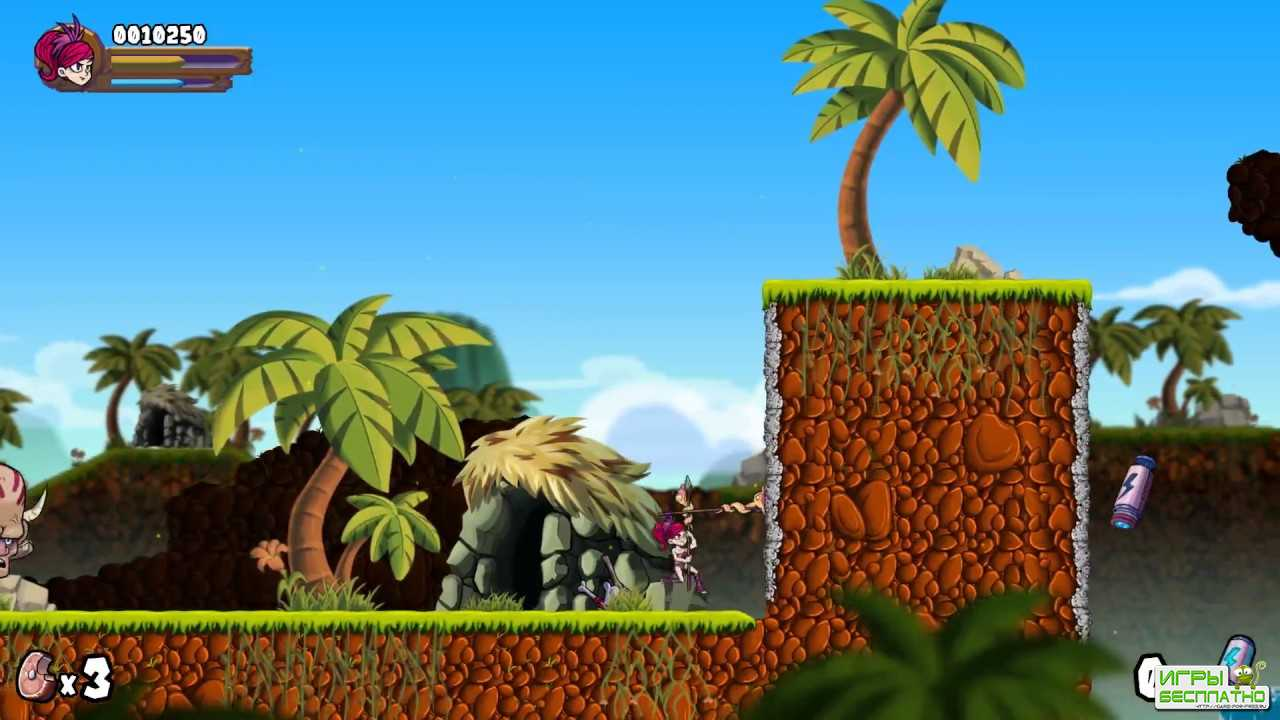 Caveman Warriors GamePlay PC