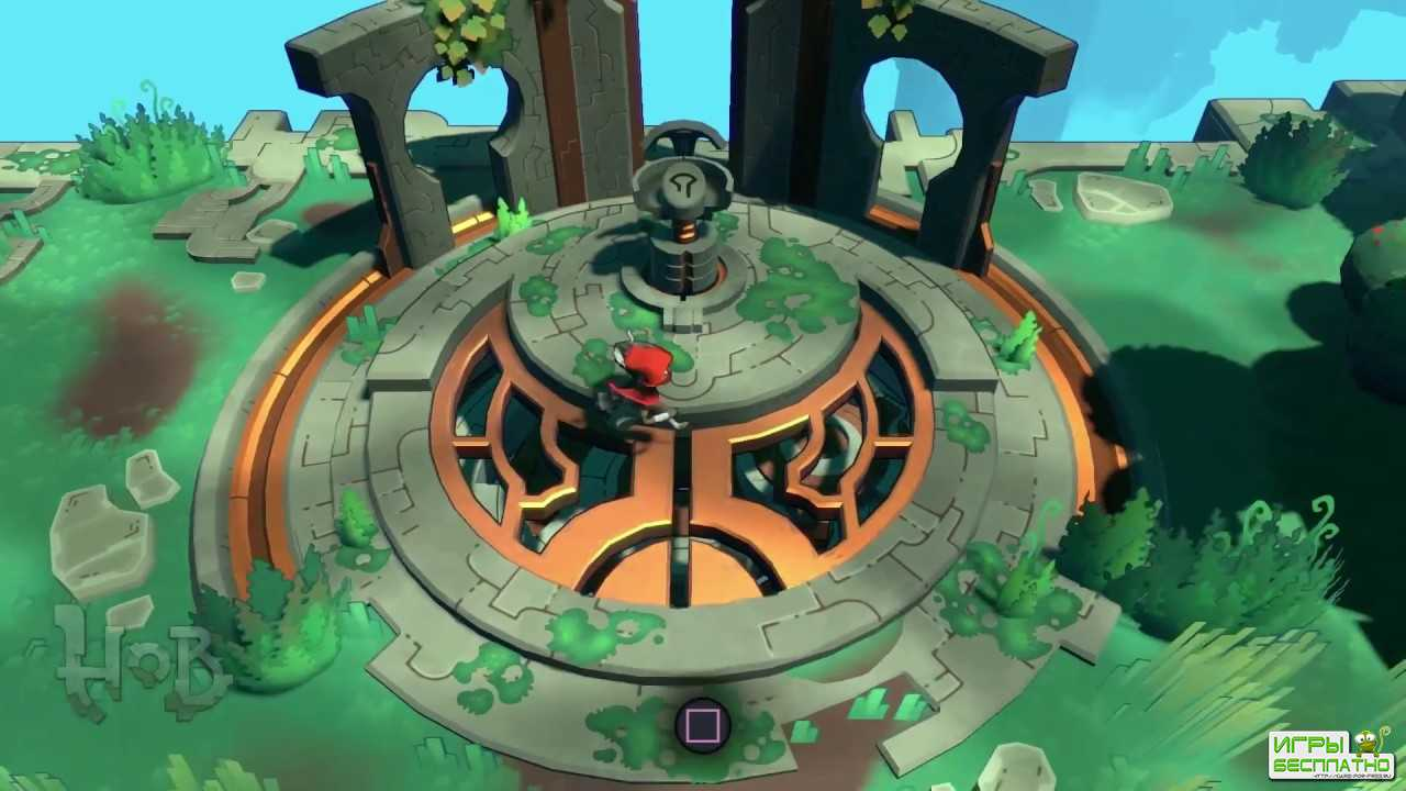 Hob GamePlay PC