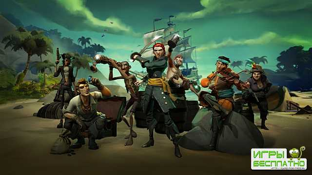 Почему Sea of Thieves не выйдет в Steam