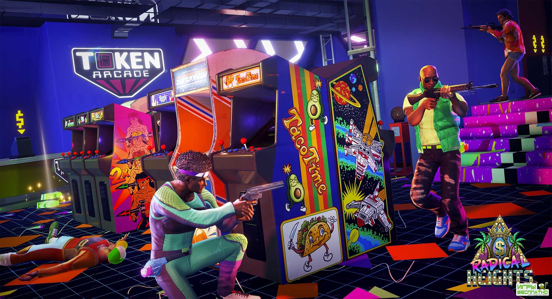 Radical Heights GamePlay PC