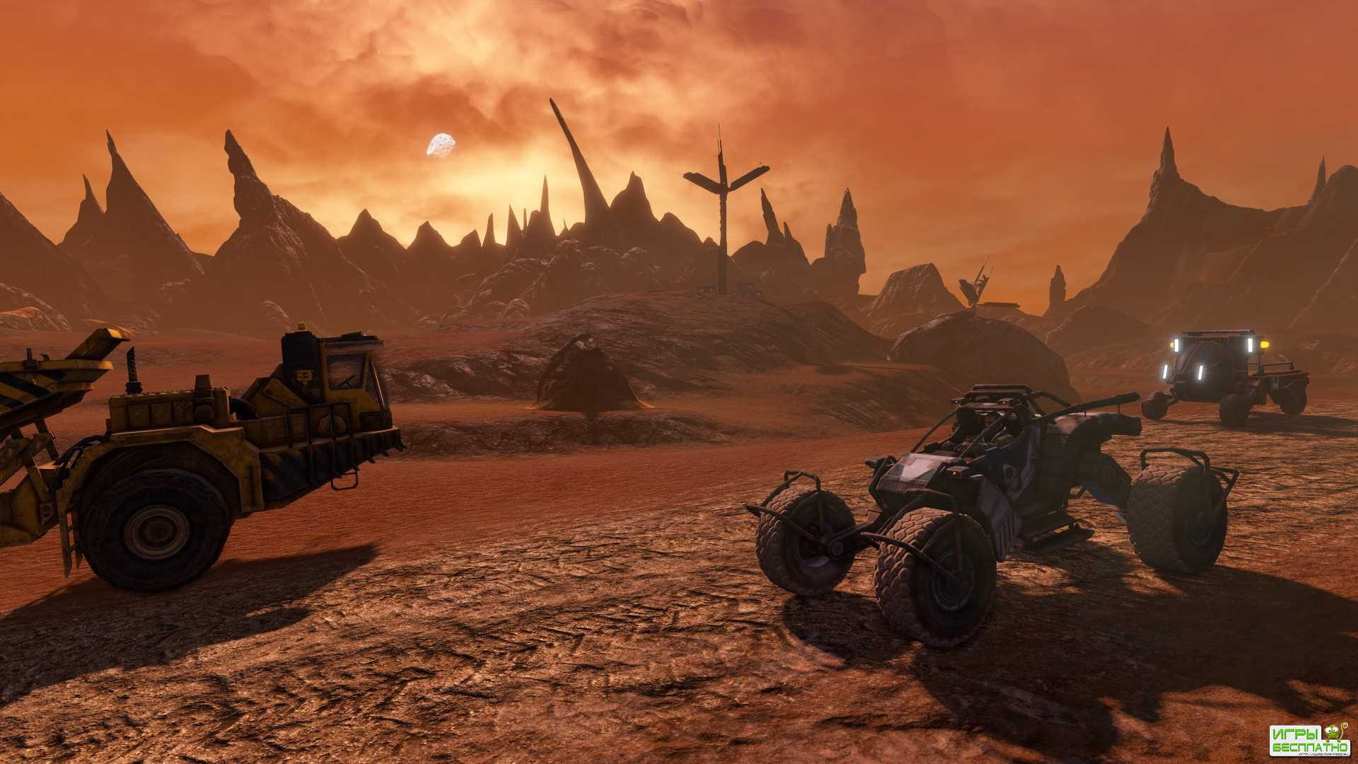 Red Faction Guerrilla Re-Mars-tered GamePlay PC