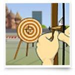 Стрельба из лука в мишень
