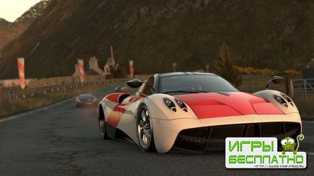 PS4 начнет жизнь с рева моторов