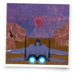 F-15 бой на высоте