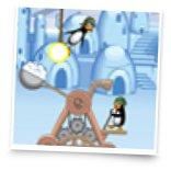 Безумная катапульта пингвинов