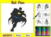 Красочный Бэтмен