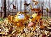 Осень Гарфилда