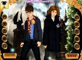 Новый стиль Гарри и Гермионы