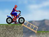 Смертельный велосипед Человека паука