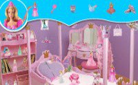 Уборка в комнате Барби