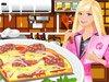 Готовка пиццы с Барби