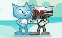 Кошачьи драки