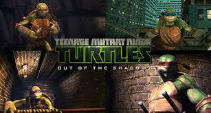 Teenage Mutant Ninja Turtles: Out of the Shadows геймплей 28.08.2013