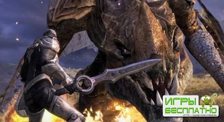 Infinity Blade 3 выйдет через неделю