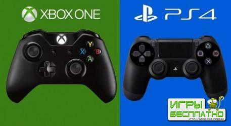 PS4 может стать жертвой недостаточной производительности Xbox One
