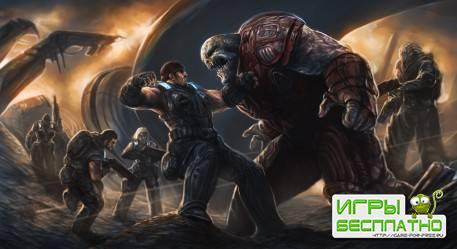 Microsoft надеется выпустить Gears of War для Xbox One