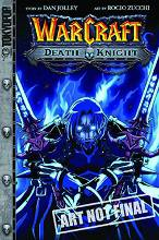 Комикс WarCraft - Рыцарь смерти