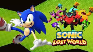 Трейлер Sonic Lost World