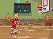 Экзамен по баскетболу