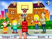 Семья и баскетбол