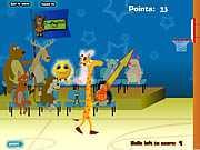 Жирафий баскетбол