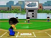 Бейсбол после занятий